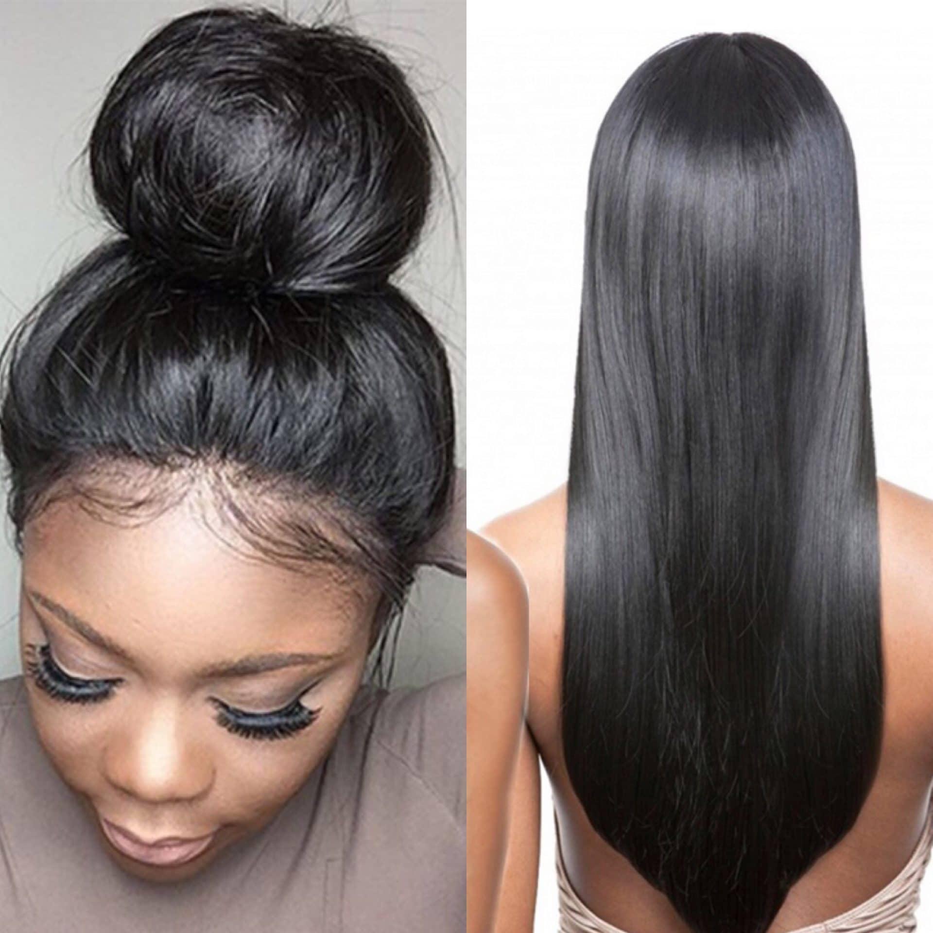 lace wig lisse   dream virgin hair