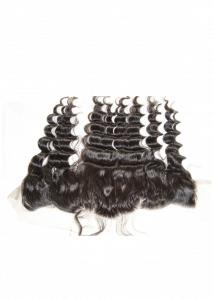 lace frontal italian curl closure